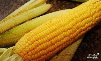 Вареная кукуруза в початках - фото шаг 1