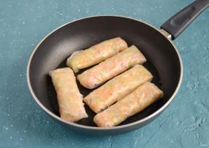Роллы с тофу - фото шаг 7