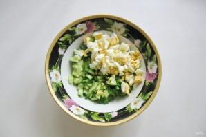 Холодный щавелевый суп - фото шаг 8