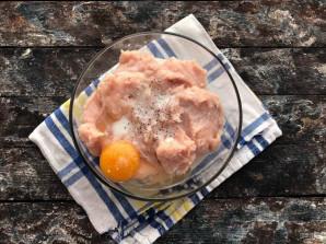 Домашние сосиски с сыром - фото шаг 4