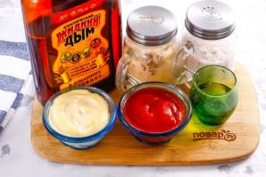 Соус для бургеров как в Макдональдсе - фото шаг 1