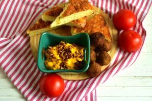 Тыквенный хумус с пряными семечками  - фото шаг 4