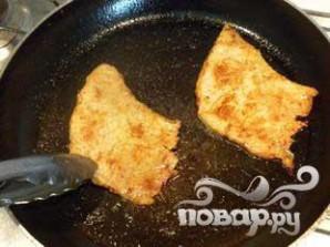 Эскалоп из телятины в сливочном соусе - фото шаг 5