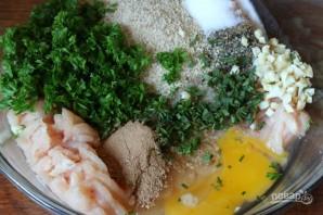 Куриные фрикадельки в соусе - фото шаг 2