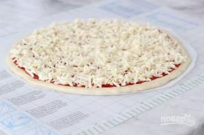 Тесто для тонкой итальянской пиццы - фото шаг 5