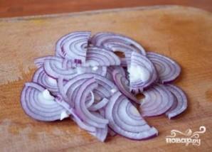 Моцарелла с помидорами - фото шаг 3