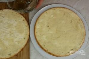"""Бисквитный торт """"Подарочный"""" - фото шаг 13"""