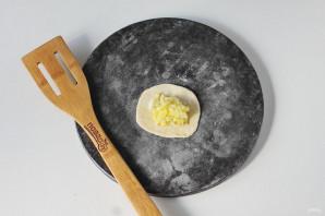 Вареники с картошкой на пару - фото шаг 10