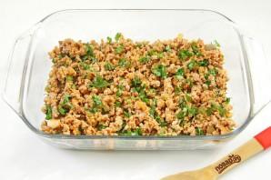 Баклажаны с мясом и овощами - фото шаг 9