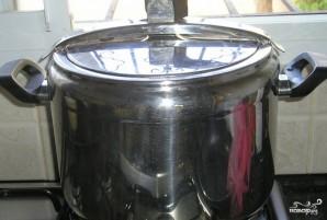 Скумбрия горячего копчения в домашних условиях - фото шаг 3