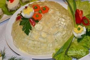 Салат для праздничного стола - фото шаг 8