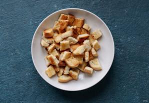 Попкорн из хлеба - фото шаг 4