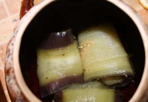Говядина, тушеная с баклажанами в горшочках - фото шаг 3