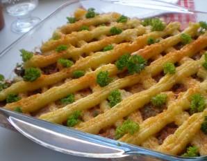 Запеканка из овощей в духовке - фото шаг 6