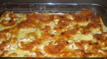 Кабачки под соусом в духовке - фото шаг 3