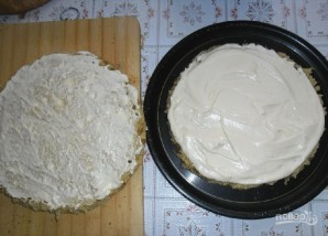 Легкий и вкусный тортик на кефире - фото шаг 7