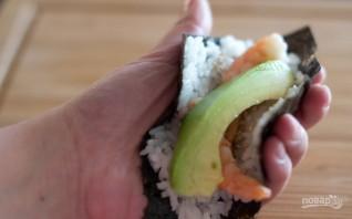 Суши простые - фото шаг 4