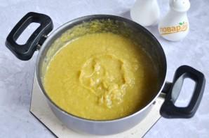 Суп из брокколи с сыром - фото шаг 3