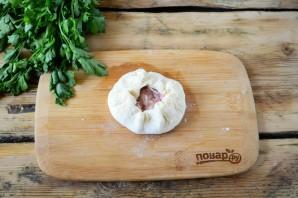 Беляши с мясом (мастер-класс) - фото шаг 5