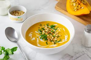 Суп пюре из тыквы в мультиварке - фото шаг 6