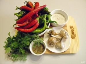 Аджика (классический рецепт) - фото шаг 1
