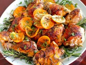 Мясо курицы в духовке - фото шаг 3