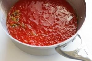 Базовый томатный соус - фото шаг 4