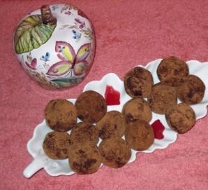 Конфеты с орехами - фото шаг 4