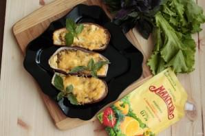 Лучший рецепт фаршированных баклажанов с грибами и майонезом - фото шаг 11