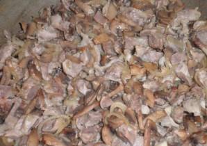 Салат из пупков куриных - фото шаг 5