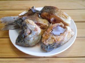 Жареная рыба с подливой - фото шаг 6