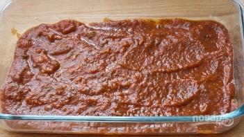 """Фаршированные макароны """"Ракушки"""" с сыром и шпинатом - фото шаг 2"""