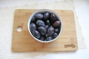 Варенье из слив и груш - фото шаг 2