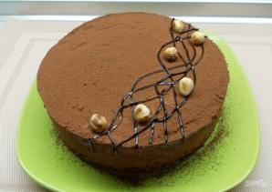 Трюфельно-шоколадный торт - фото шаг 11