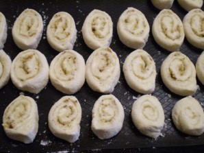 Печенье из дрожжевого теста - фото шаг 13