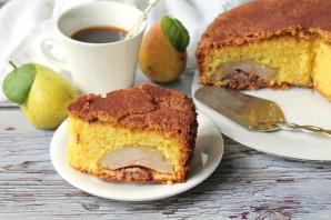 Пирог с грушей и брусникой - фото шаг 13