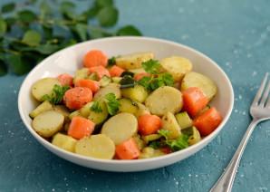 Глазированные овощи - фото шаг 7