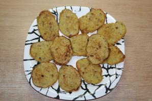 Оладьи из чечевицы с булгуром - фото шаг 10