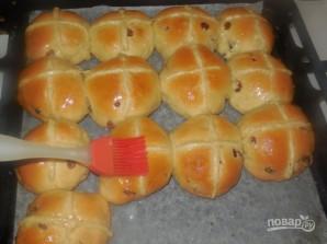 Нежные булочки с изюмом - фото шаг 11