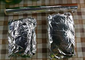 Рыба, запеченная на углях - фото шаг 4