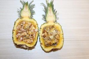 Фаршированные ананасы - фото шаг 11