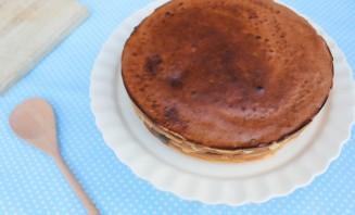 Торт с глазурью - фото шаг 8