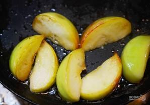 Курица в сидре с яблоками - фото шаг 9