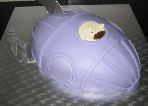 "Торт ""Космос"" - фото шаг 8"