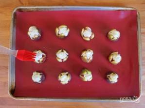 Инжир, фаршированный сыром - фото шаг 3