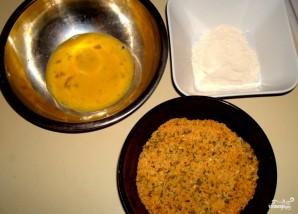 Сырные палочки из моцареллы - фото шаг 2