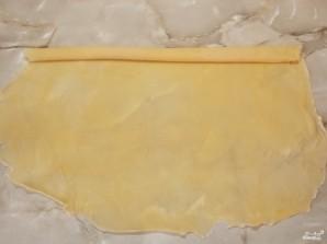 Лапша на курином бульоне - фото шаг 8