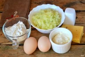 Пирог из кабачков с сыром - фото шаг 1