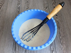 Блины на картофельном отваре - фото шаг 7