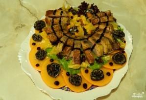 Буржуйский салат - фото шаг 8